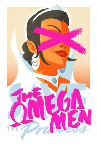The Omega Men #3