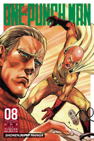 One-Punch Man Vol. 8