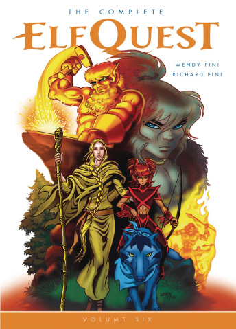 The Complete ElfQuest Vol. 6