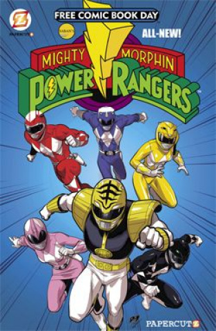 Mighty Morphin' Power Rangers (Free Comic Book Day 2014)