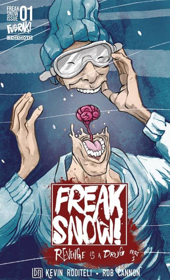 Freak Snow #1 (Pantazis Cover)
