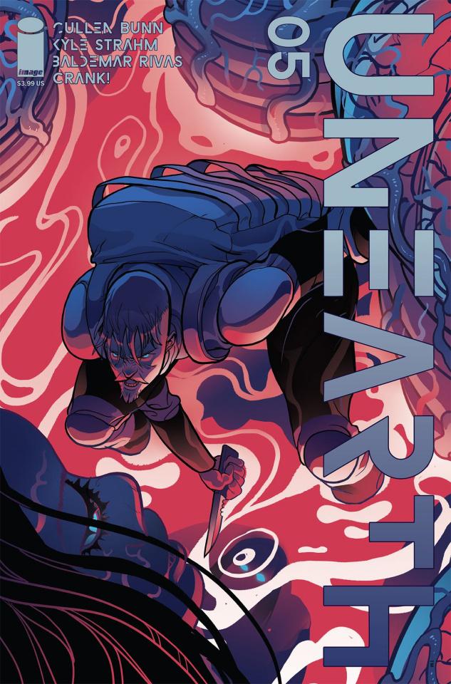 Unearth #5 (Rivas Cover)