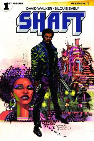 Shaft #1 (Cowan Cover)