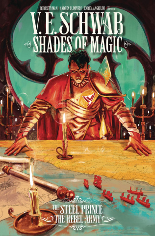 Shades of Magic: The Rebel Army #4