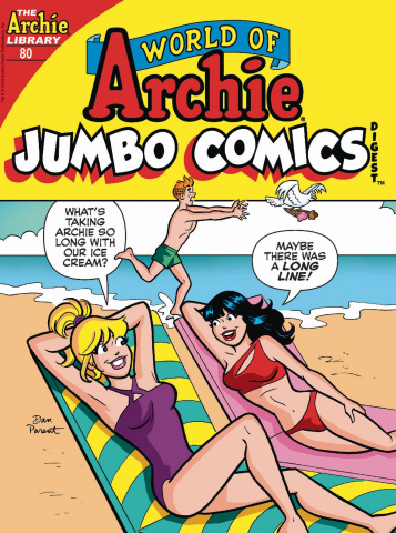 World of Archie Jumbo Comics Digest #80