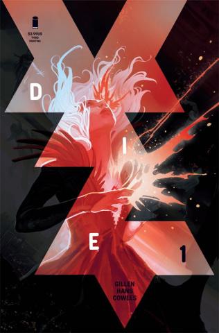 Die #1 (3rd Printing)