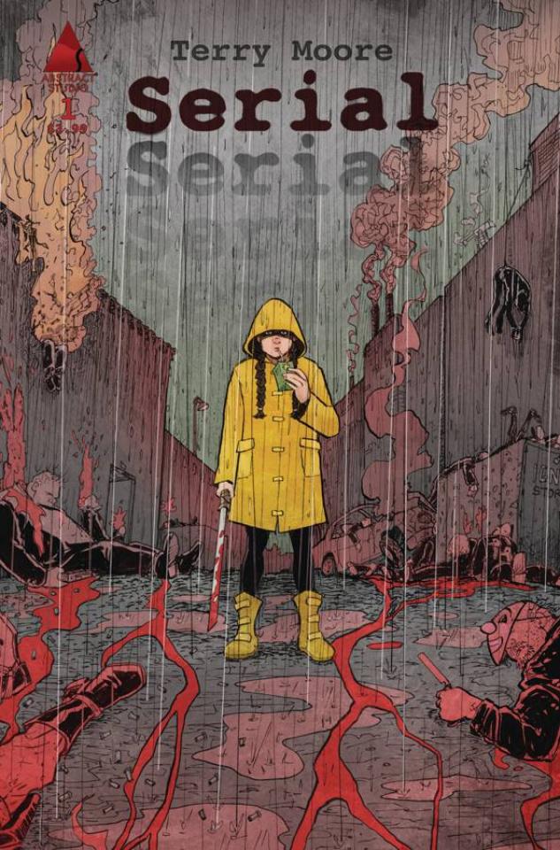 Serial #1 (2nd Printing)