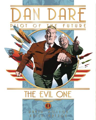 Dan Dare: Pilot of the Future - The Evil One