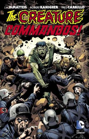 The Creature Commandos