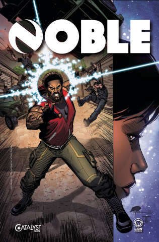 Catalyst Prime: Noble #1
