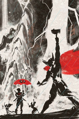 Deadpool's Art of War #2
