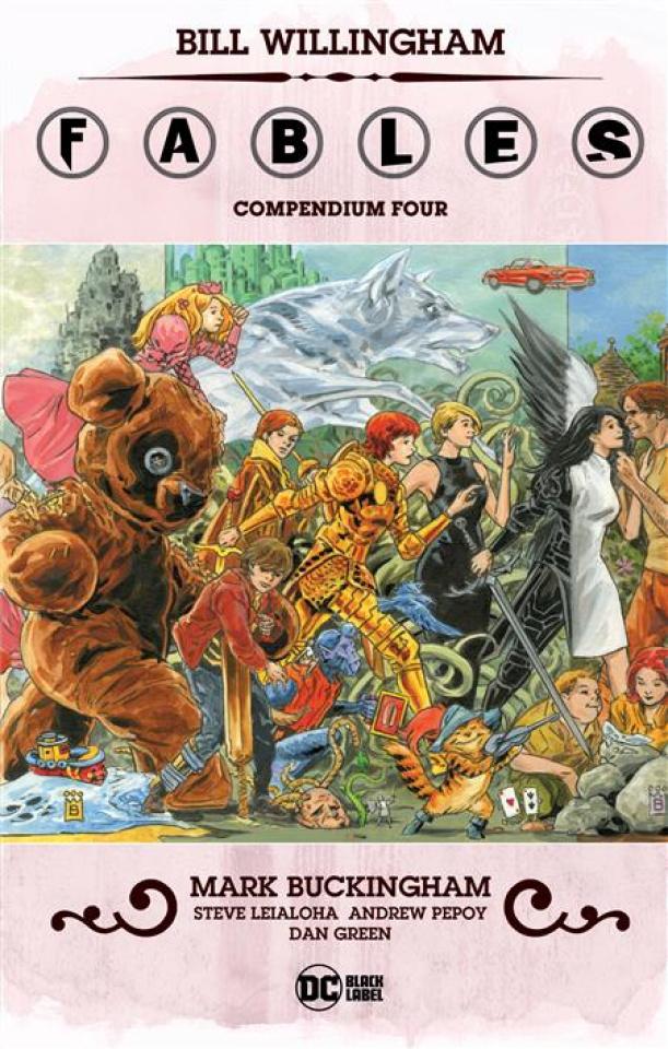 Fables Compendium 4