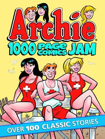Archie: 1000 Page Comics Jam
