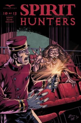 Spirit Hunters #10 (Richardson Cover)