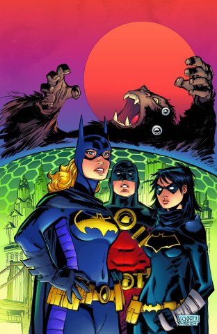 Convergence: Batgirl #1