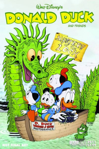Donald Duck #363
