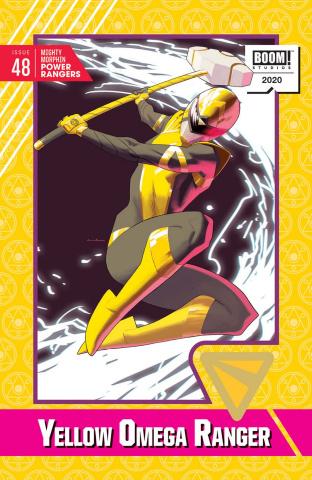 Mighty Morphin' Power Rangers #48 (20 Copy Anka Cover)