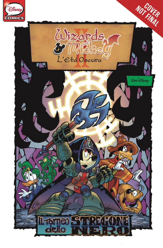 Wizards of Mickey Vol. 2