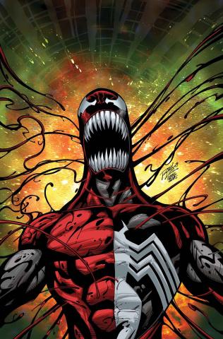 Venom #16 (Lim Carnage-ized Cover)