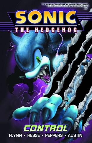 Sonic the Hedgehog Vol. 4: Control