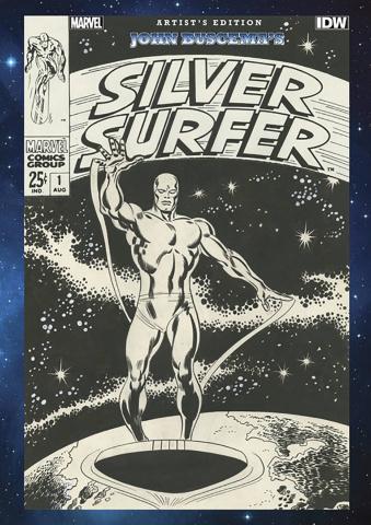 John Buscema's Silver Surfer Artist Edition