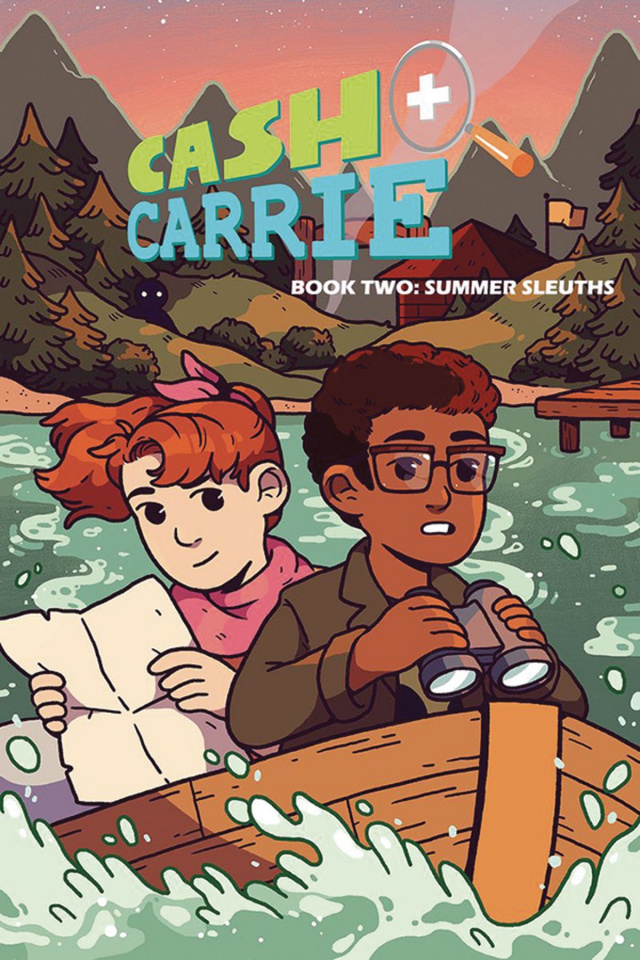 Cash + Carrie Vol. 2: Summer Sleuths