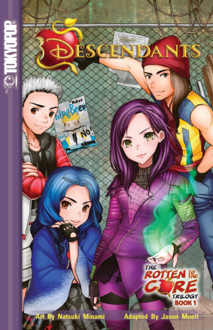 Descendants Manga Vol. 1
