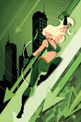 Grimm Fairy Tales: Robyn Hood - I Love NY #1 (Mahle Cover)