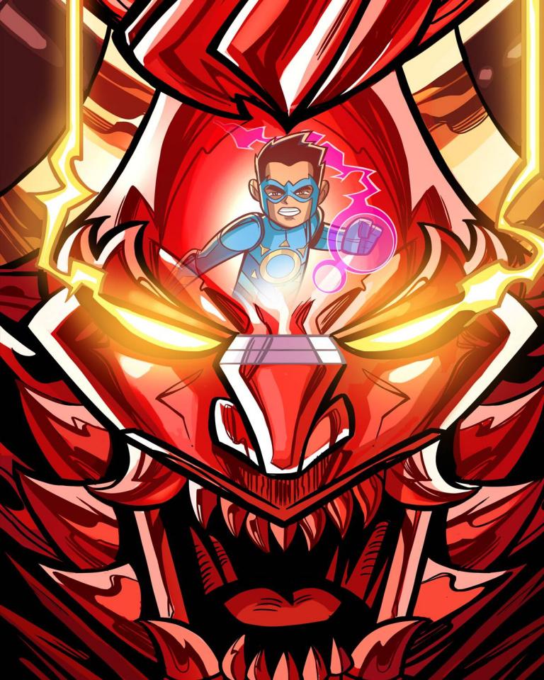 Chakra: The Invincible #7
