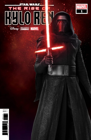 Star Wars: The Rise of Kylo Ren #1 (Movie Cover)