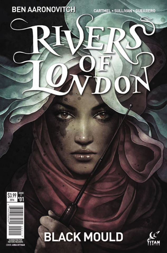 Rivers of London: Black Mould #1 (Dittman Cover)