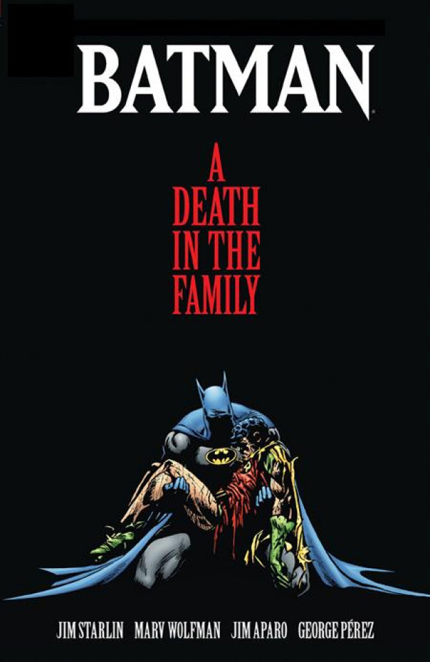 Batman A Death In The Family The Deluxe Edition Hc (Deluxe Edition)