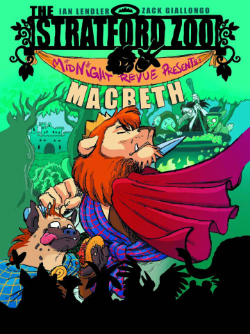 The Stratford Zoo Midnight Revue Presents: Macbeth