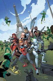 U.S.Avengers #7