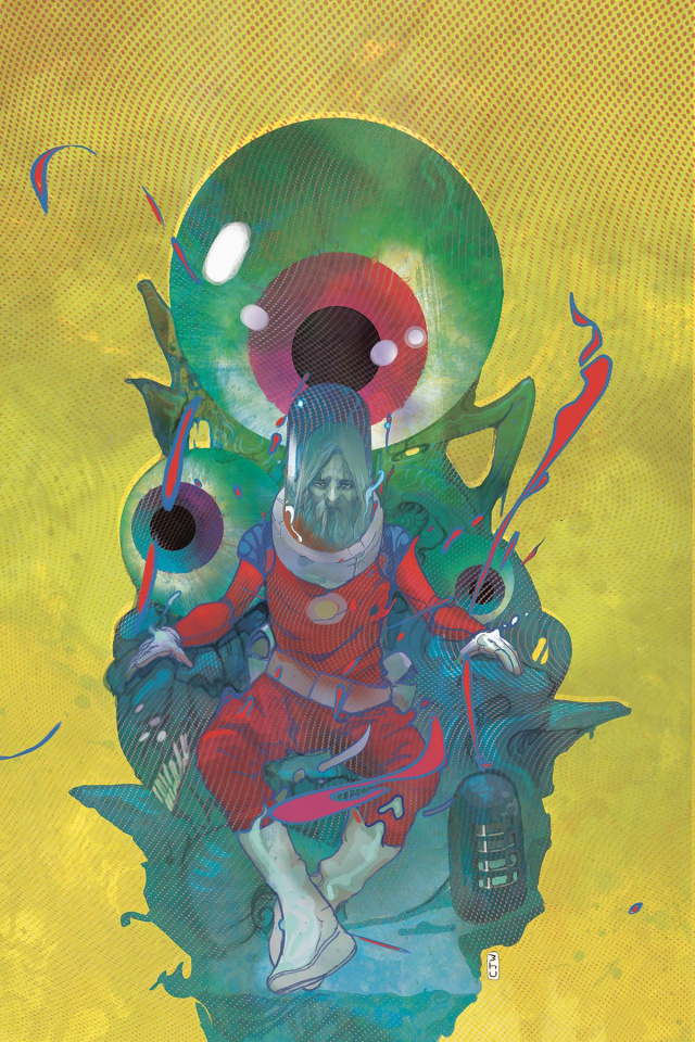 Black Hammer: Age of Doom #7 (Ward Cover)