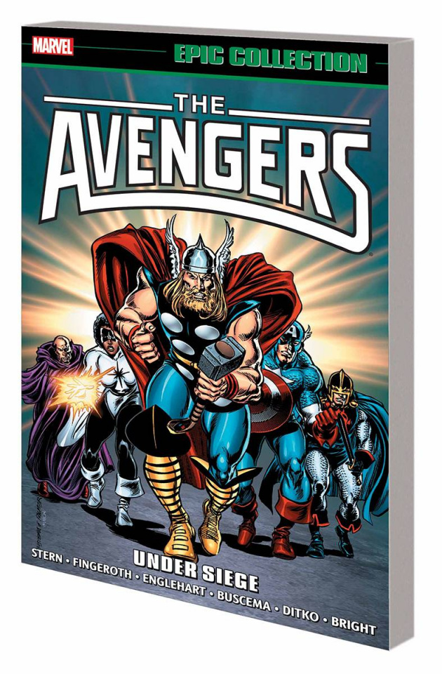 The Avengers: Under Siege
