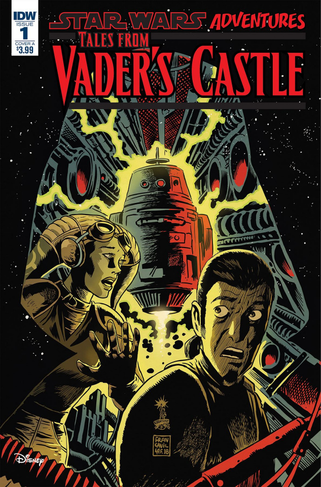 Star Wars: Tales From Vader's Castle #1 (Francavilla Cover)