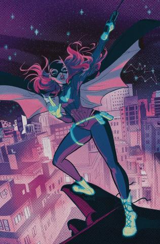 Batgirl #52