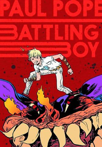 Battling Boy Vol. 1