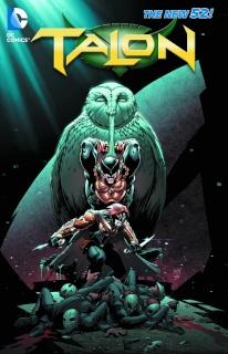 Talon Vol. 2: The Fall of the Owls