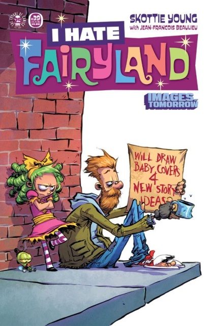 I Hate Fairyland #14 (Images of Tomorrow Cover)