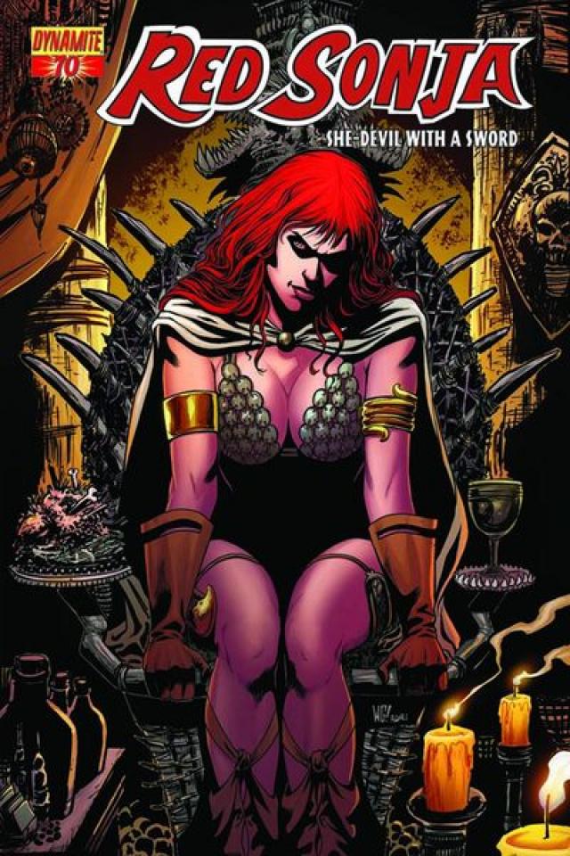 Red Sonja #70