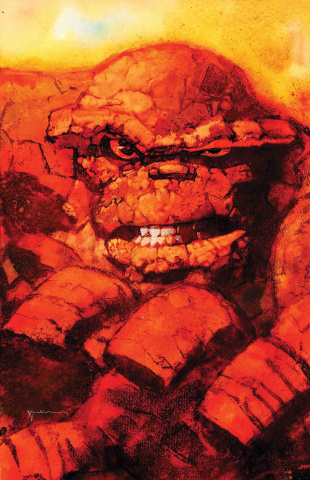 Fantastic Four #6 (Sienkiewicz Cover)