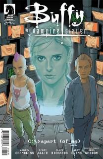 Buffy the Vampire Slayer, Season 9: Freefall #8 (Noto Cover)
