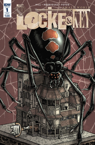 Locke & Key: Small World (Subscription Cover)