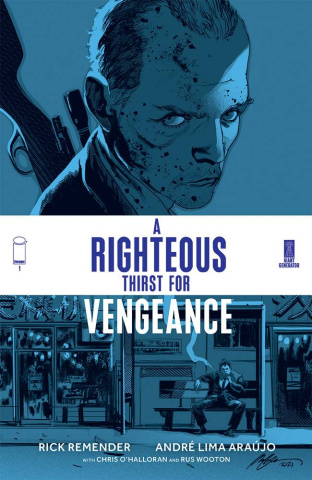 A Righteous Thirst for Vengeance #1 (50 Copy Cover)