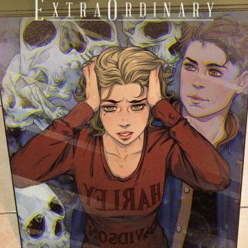 Extraordinary #1 (Godis Cover)