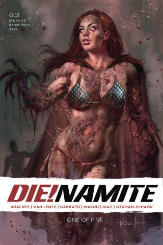 DIE!namite #1 (Parrillo Cover)