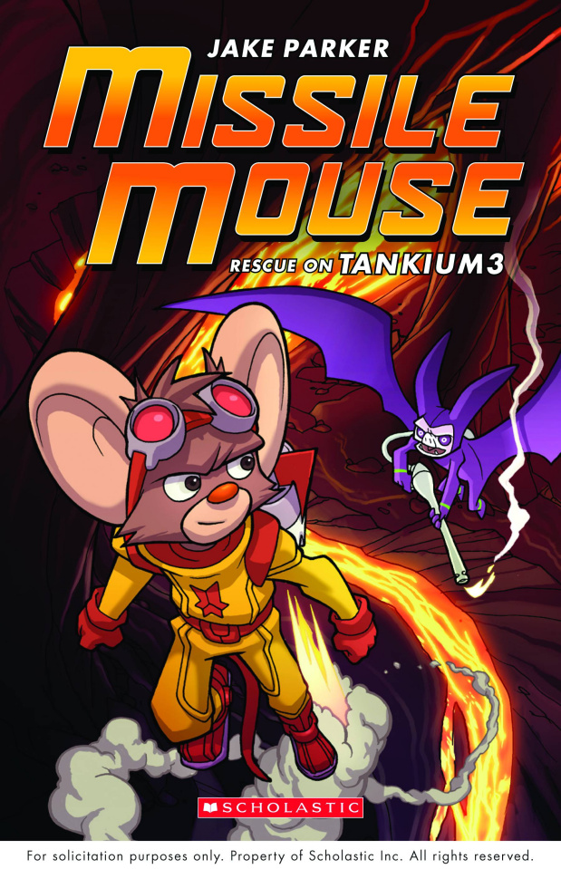Missile Mouse Vol. 2: Rescue on Tankium3