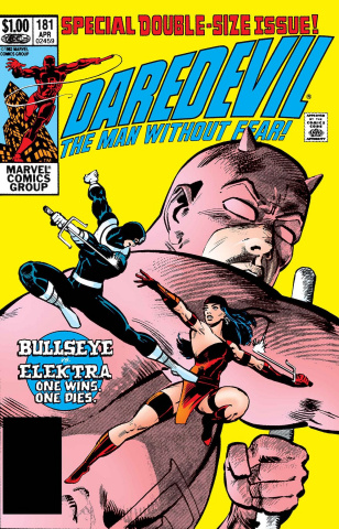Daredevil #181 (Facsimile Edition)